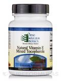Natural Vitamin E Mixed Tocopherols 90 Soft Gels Capsules