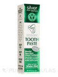 Natural Whitening Toothpaste, Winter Mint - 5.5 oz (156 Grams)