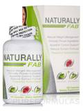 Naturally Fab Weight Manager 120 Capsules