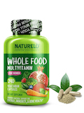NATURELO Whole Food Multivitamin for Women - 240 Vegetarian Capsules