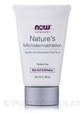 Natures Microdermabrasion Scrub - 2 oz (59 ml)