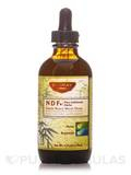 NDF+ (Natural Detox Formula - Plus Additional Herbs) - 4 fl. oz (118 ml)