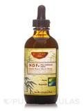 NDF+ (Natural Detox Formula - Plus Additional Herbs) - 4 fl. oz (118 ml)
