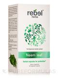 Neem Leaf Capsules - 60 Vegetarian Capsules