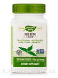 Neem Leaves 475 mg - 100 Capsules