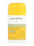 Neem Turmeric Charcoal Deodorant, Lemongrass - 2.65 oz (75 Grams)
