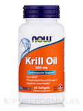 Neptune Krill Oil 500 mg 60 Softgels