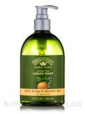 Neroli Orange & Chocolate Mint Liquid Soap 12 fl. oz