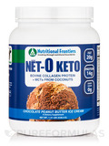 Net-O Keto, Chocolate Peanut Butter Ice Cream - 1.41 lbs (638.4 Grams)