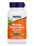 Nettle Root Extract (Stinging) 250 mg - 90 Vegetarian Capsules