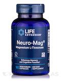 Neuro-Mag® Magnesium L-Threonate - 90 Vegetarian Capsules