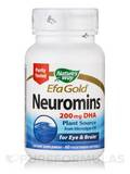 Neuromins 200 mg DHA 60 Vegetarian Softgels