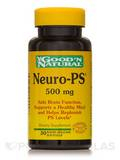 Neuro-PS® (Phosphatidylserine) 500 mg 30 Softgels