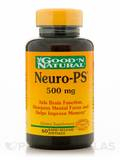 Neuro-PS (Phosphatidyl Serine) 500 mg - 60 Softgels