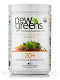 New Greens Organic Powder - 10.58 oz (300 Grams)