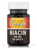 Niacin 100 mg 100 Tablets