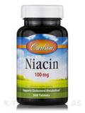 Niacin 100 mg - 300 Tablets