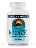 Niacin 250 mg T/R 250 Tablets