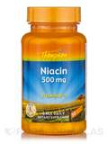 Niacin 500 mg (Vitamin B-3) 30 Tablets