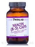 Niacin (B-3) Caps 500 mg 100 Capsules