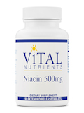 Niacin 500 mg - 90 Extended Release Tablets
