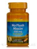 Niacin (Flush-Free) 500 mg with Inositol 30 Vegetarian Capsules