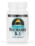 Niacinamide B-3 100 mg - 250 Tablets