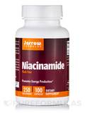Niacinamide (Flush Free) 250 mg 100 Capsules