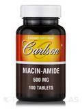 Niacinamide 500 mg - 100 Tablets