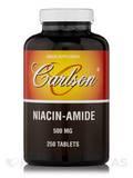 Niacinamide 500 mg 250 Tablets