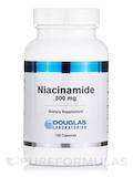 Niacinamide 500 mg - 100 Capsules