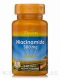 Niacinamide 500 mg (Vitamin B-3) 30 Capsules