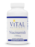 Niacinamide 750 mg - 120 Vegetable Capsules