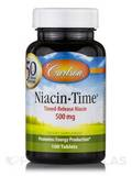 Niacin-Time 500 mg - 100 Tablets