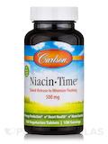 Niacin-Time 500 mg 100 Tablets