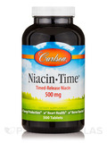 Niacin-Time 500 mg 500 Tablets