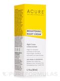 Brightening Night Cream - 1.7 fl. oz (50 ml)