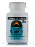 Night Rest with Melatonin 50 Tablets