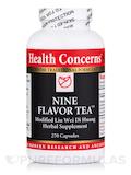 Nine Flavor Tea - 270 Tablets