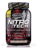 Nitro-Tech Performance Series Cookies and Cream - 2.00 lbs (907 Grams)