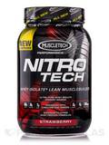 Nitro-Tech Performance Series Strawberry 2 lb