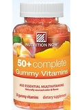 NNI-50+ Complete Adult Multi-Vitamin 50 Gummies