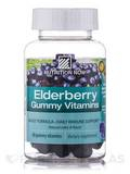 Elderberry Gummy Vitamins (Elderberry Flavor) - 60 Gummies