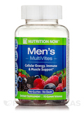 Men's Gummy Vitamins (Assorted Flavors) - 70 Gummies