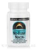 No Flush Niacin 500 mg - 60 Tablets