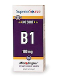 No Shot B-1 100 mg - 100 MicroLingual® Tablets