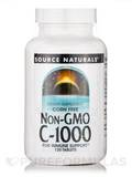 Non-GMO Vitamin C-1000 (Corn-Free) - 120 Tablets
