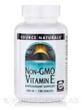 Non-GMO Vitamin E 400 IU - 120 Tablets