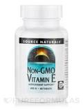 Non-GMO Vitamin E 400 IU - 60 Tablets