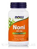 Noni (Hawaiian) 450 mg 90 Vegetarian Capsules
